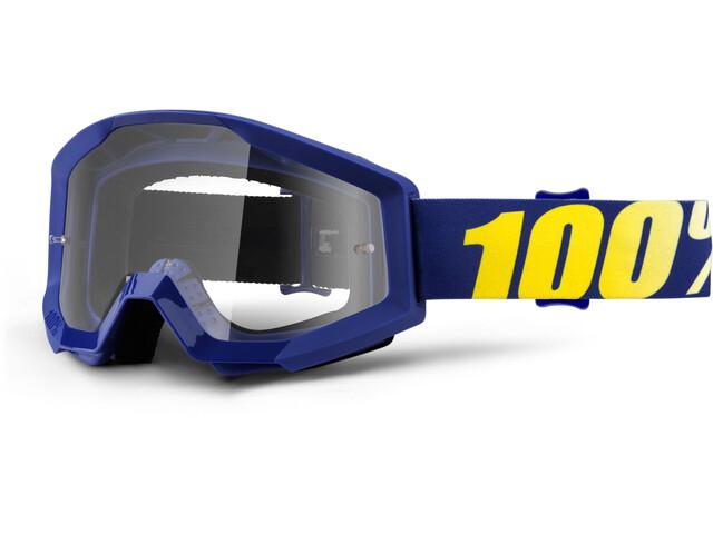 100% Strata Goggles, hope-clear